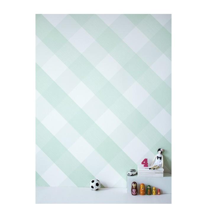 Wallpaper Lovely Gingham