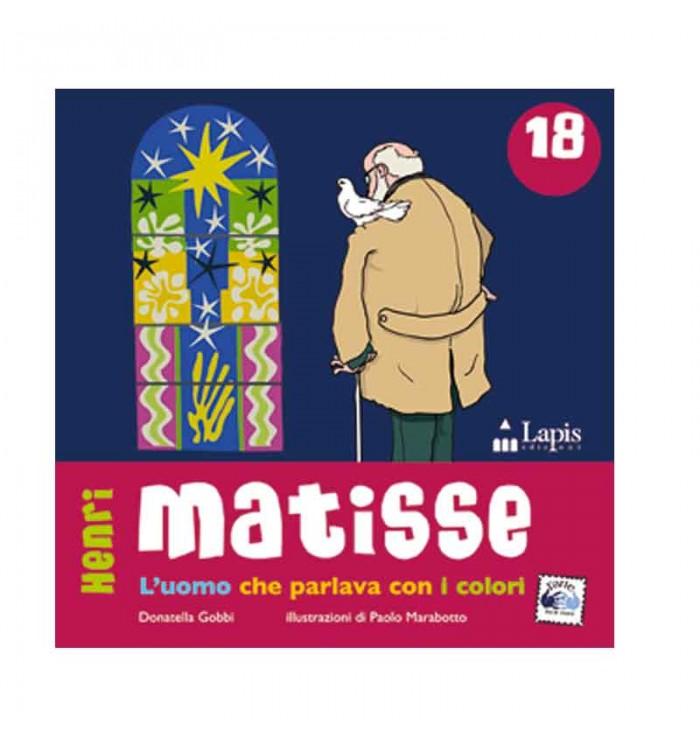 Henri Matisse - L' Uomo Che Parlava Con I Colori