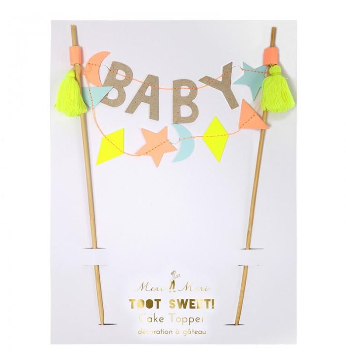 Baby - Cake Topper