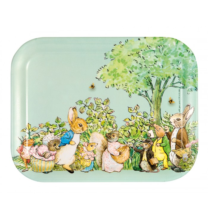 Tray Peter Rabbit