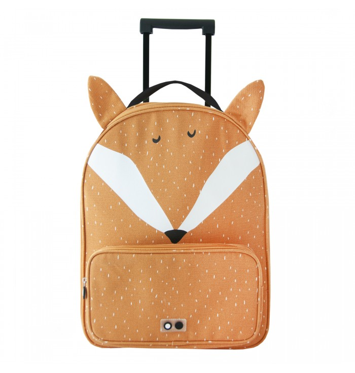 Trolley Fox - Mr. Fox