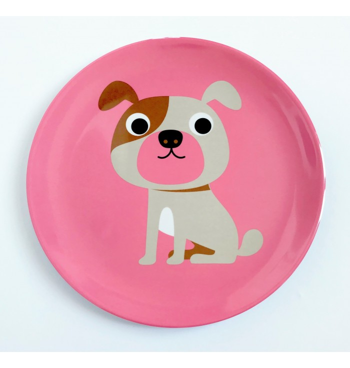 Side Plate - Puppy