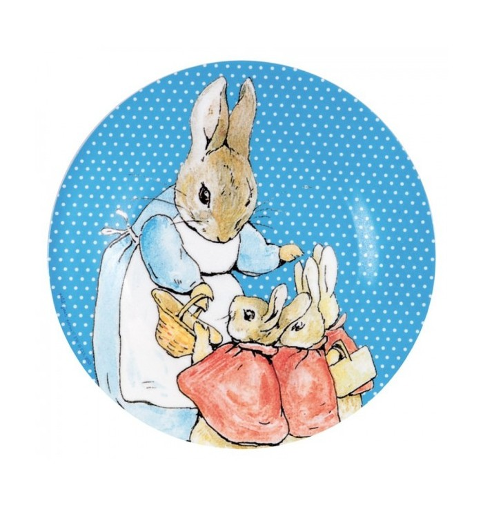 Side Plate Peter Rabbit