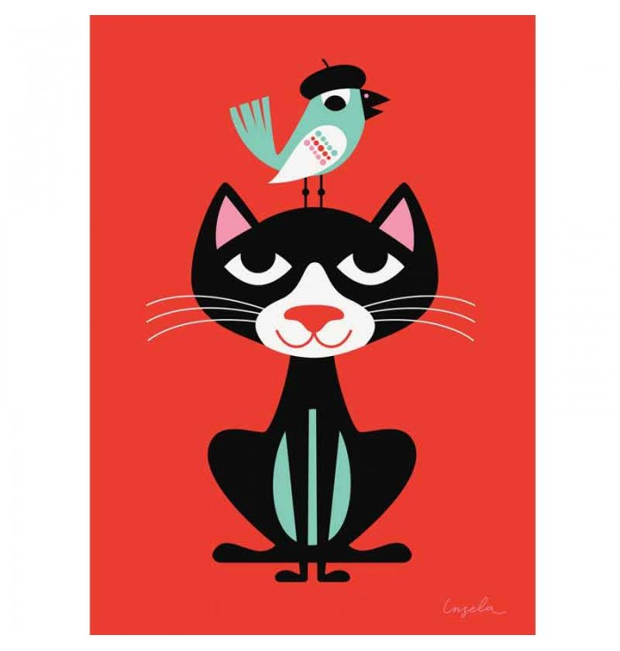 Posters - Cat