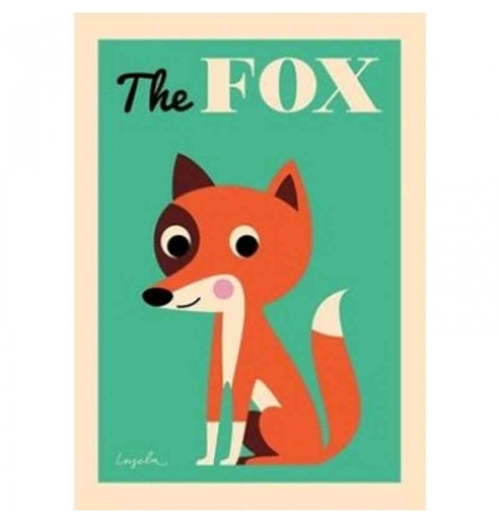 Posters - Fox