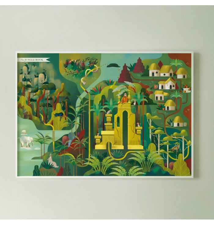 Posters Jungle Book