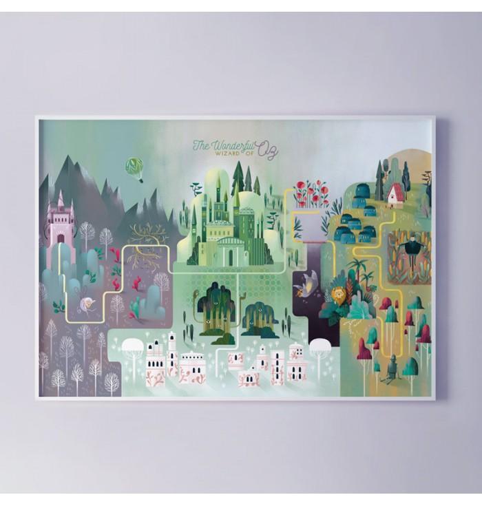 Poster - il Mago di Oz