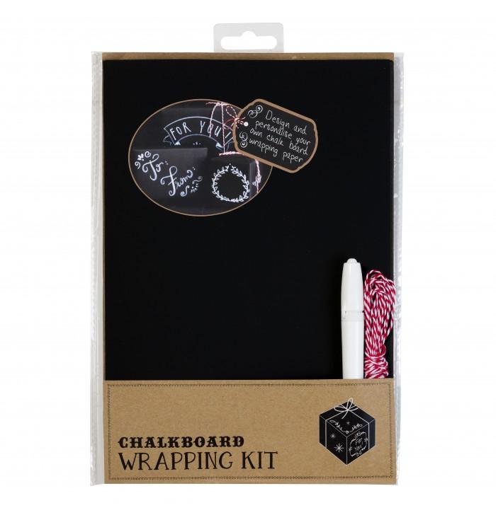 Kit pacchetti con carta lavagna