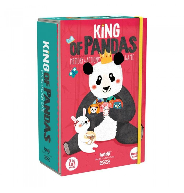 Londji Memory - King of pandas