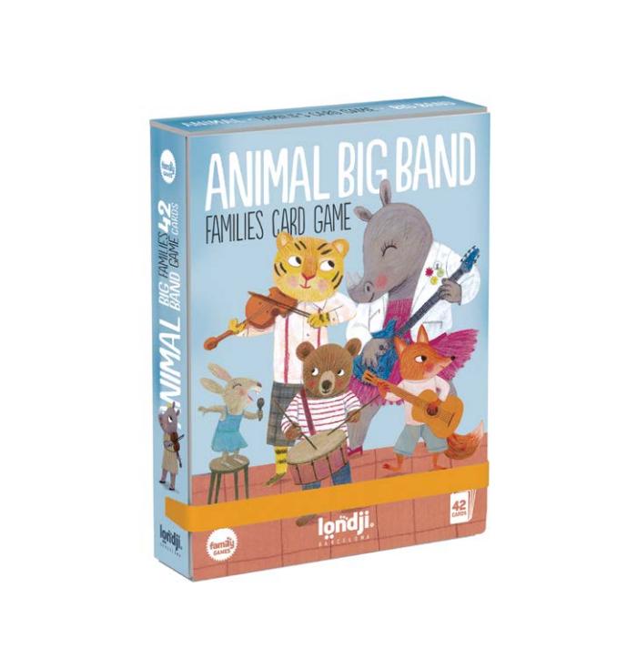 Londji Memory - Animal Big Band