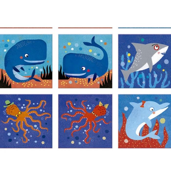 Memory Londji - Ocean animals