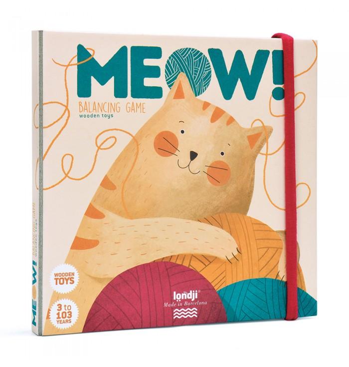 Gioco da tavolo Londji - Meow!
