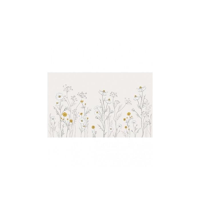 Lilipinso Wallpaper Decor - Through the Fields