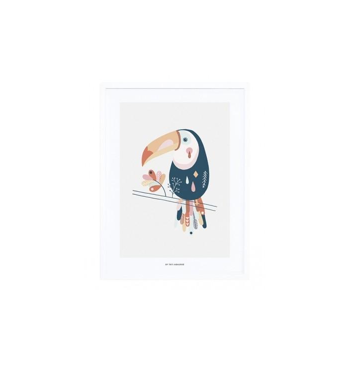 Poster con cornice Lilipinso - Tucano - Lilipinso