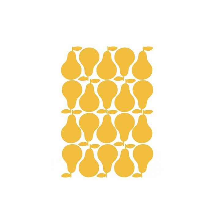 Lilipinso Wall Stickers - Yellow Pears