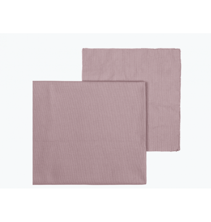 N° 74 Fabric Canvas - Dusty Pink