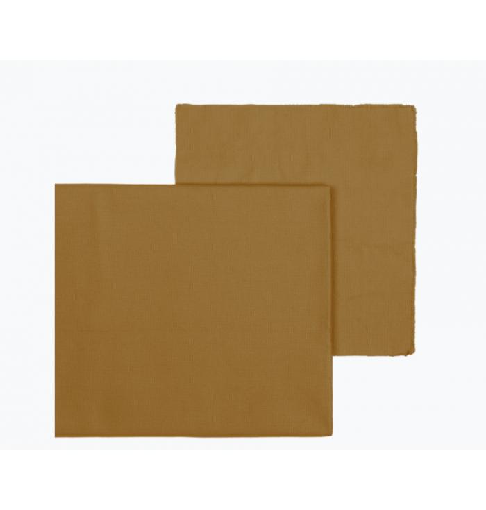 N° 74 Fabric Canvas - Gold