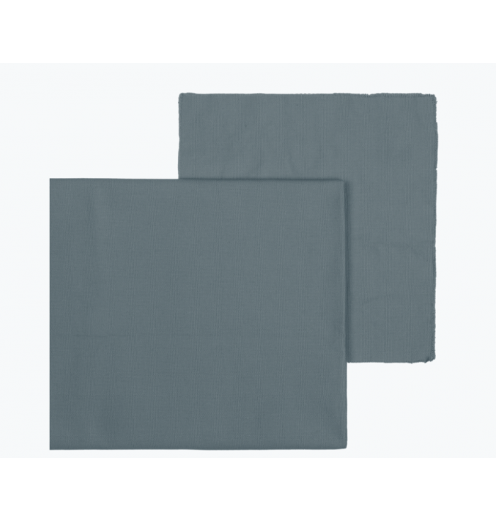 N° 74 Fabric Canvas - Ice Blue
