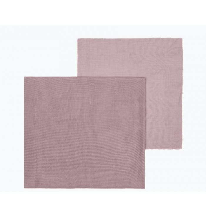 N° 74 Fabric Double Saloo - Dusty Pink