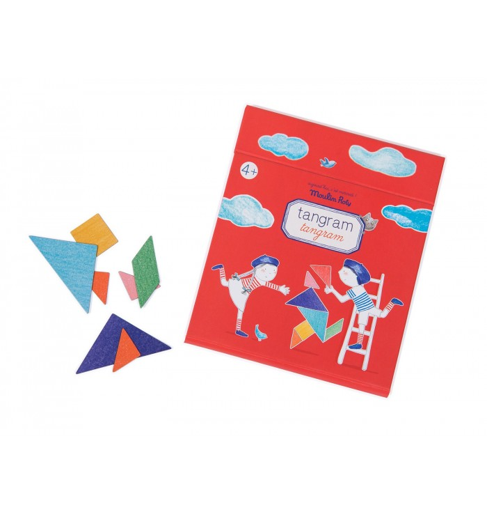 Moulin Roty Magnetic Tangram