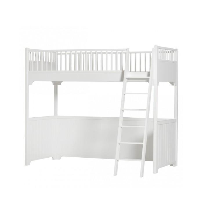 Seaside Loft Bed classic  - Oliver Furniture