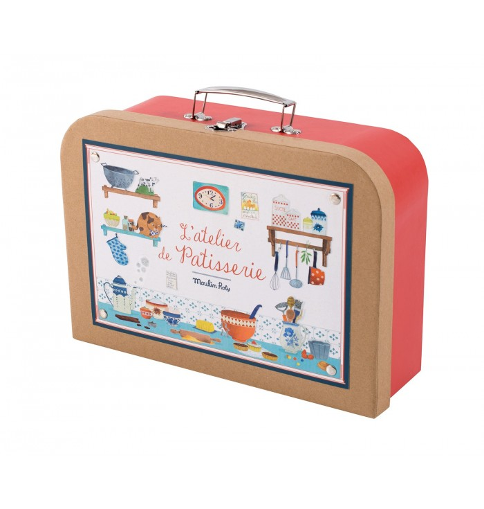 Pastry Chef's Briefcase - Moulin Roty