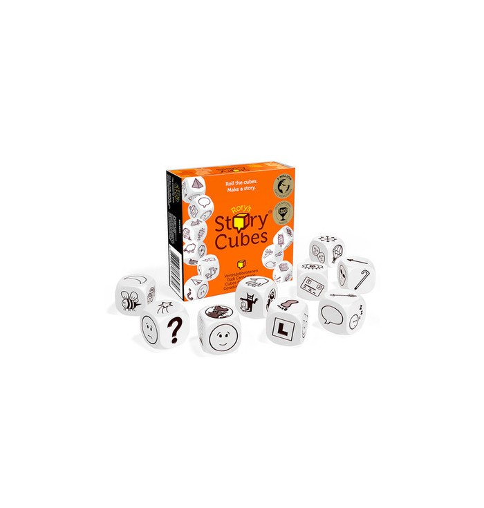 Dadi cantastorie - Rory's Story Cubes