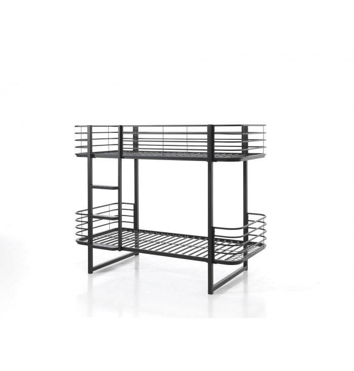 Metal bunk bed - Oscar - Vipack