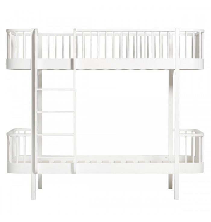 Letto a castello Wood - Oliver Furniture