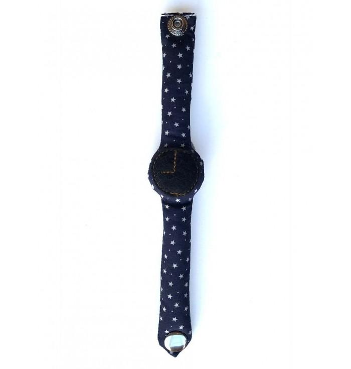 N° 74 Fabric Watch
