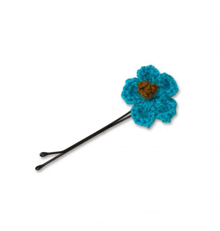 N° 74 Hair Clip - Flowers