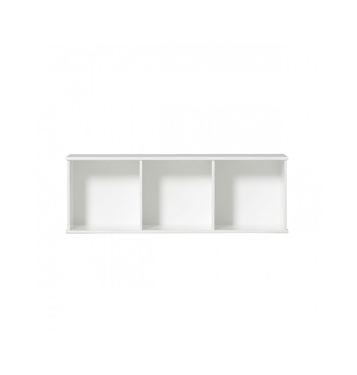 Wood Shelving Unit 3x1 - Oliver Furniture