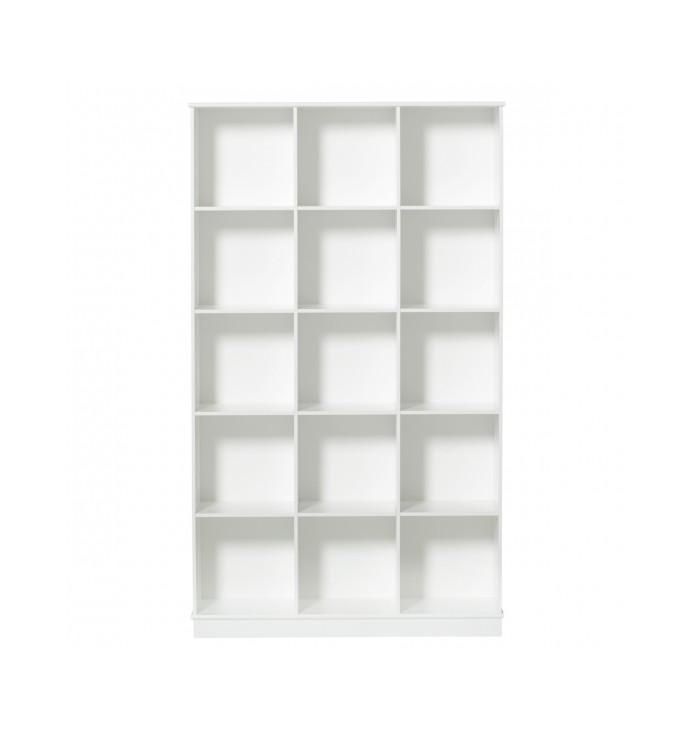 Scaffale Verticale 3x5 Wood - Oliver Furniture