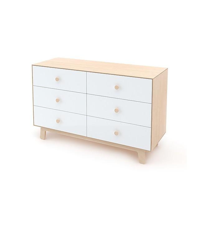 Merlin 6 Drawer Dresser - Oeuf