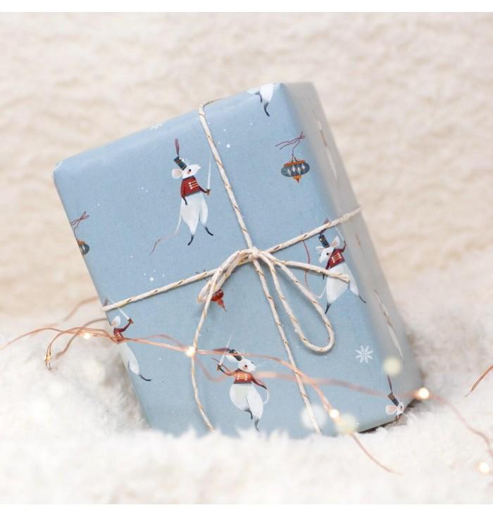 carta da regalo - schiaccianoci