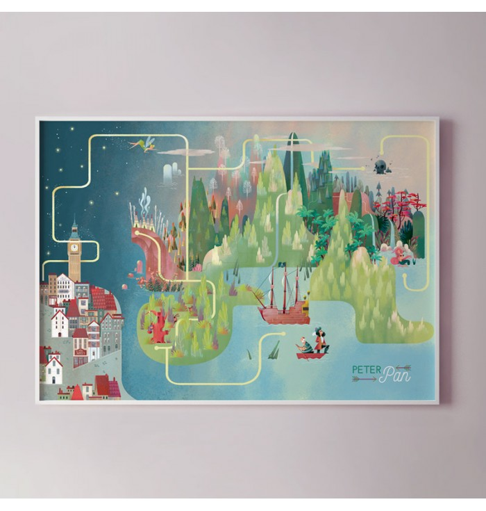 Poster - Peter Pan
