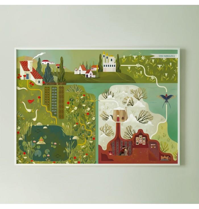 Poster Thumbelina