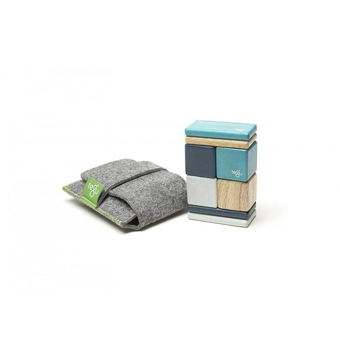 Set da 8 Pezzi Magnetici Tegu - Pocket Pouch