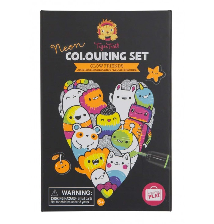 Coloring game Kit