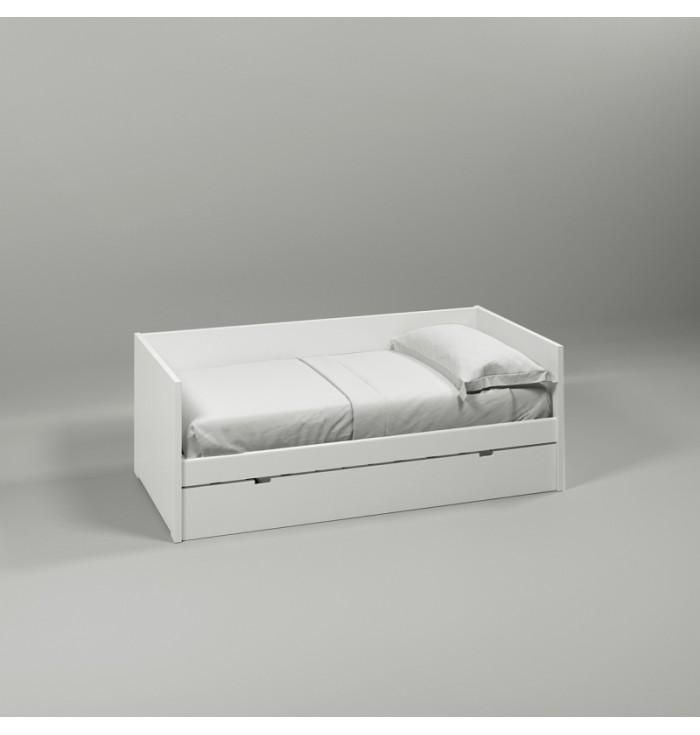 Nido Bed with back - Muba