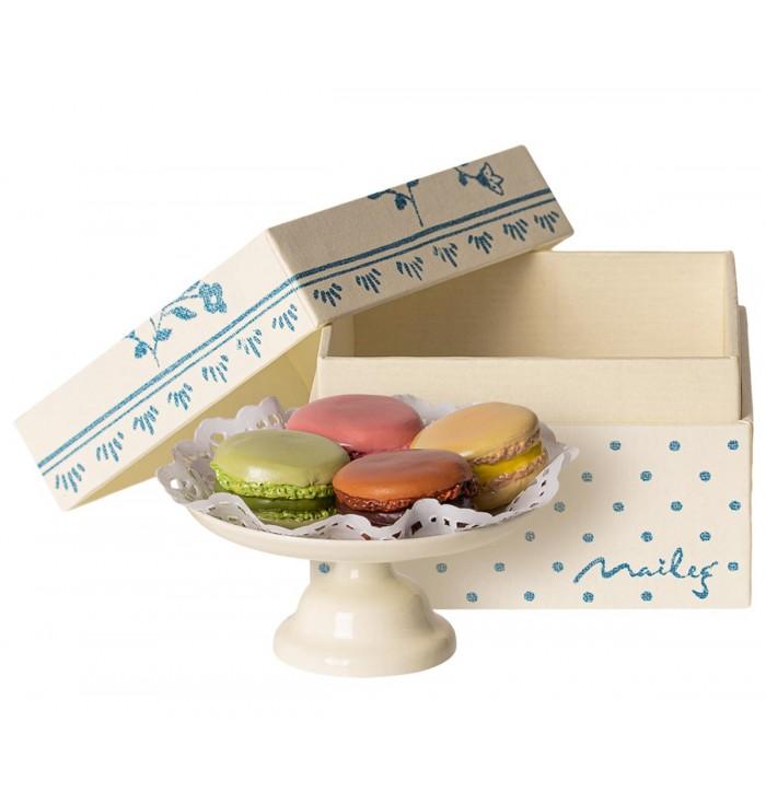 Maileg Macarons Chaud Set