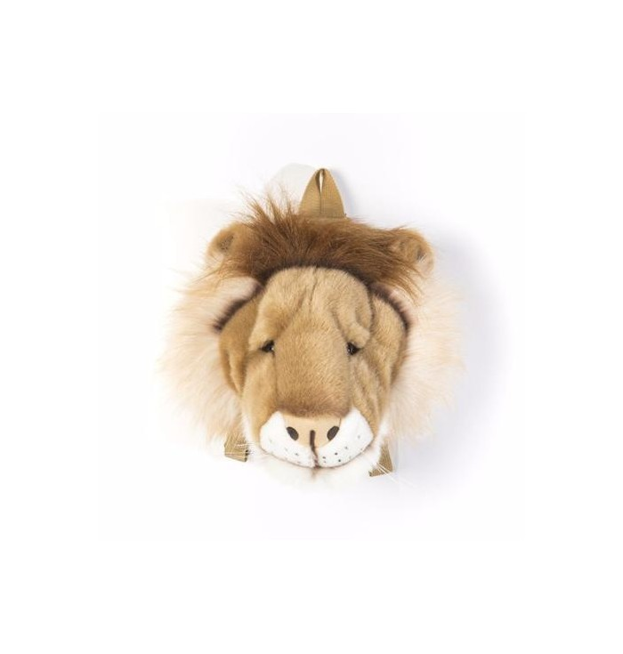 Wild & Soft Backpack - Lion