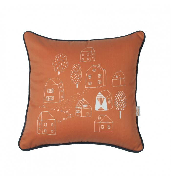Cotton cushion Trixie - different colors
