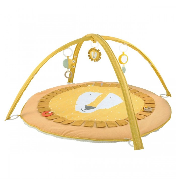 Trixie Baby Activity play mat with arches - Various Colors