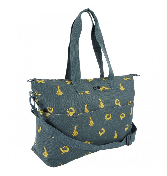 Borsa Trixie Baby Mommy Tote Bag - Whippy Weasel