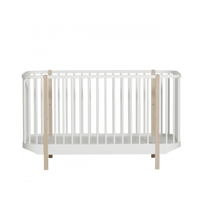 Lettino Wood Cot - Oliver Furniture