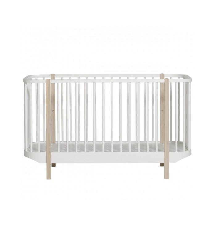 Wood Cot - Oliver Furniture