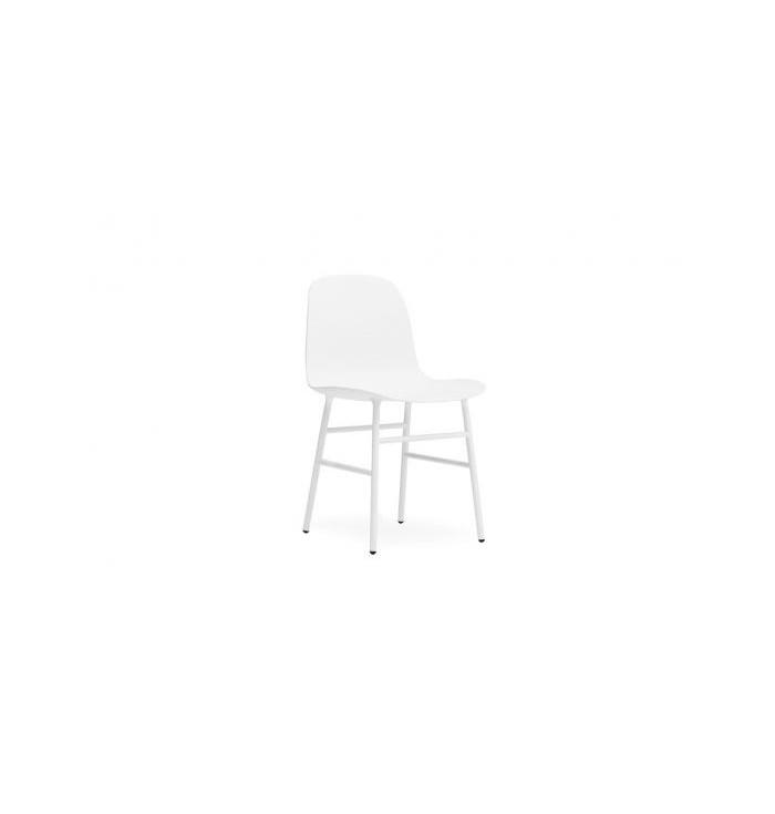 Chair Form metal legs