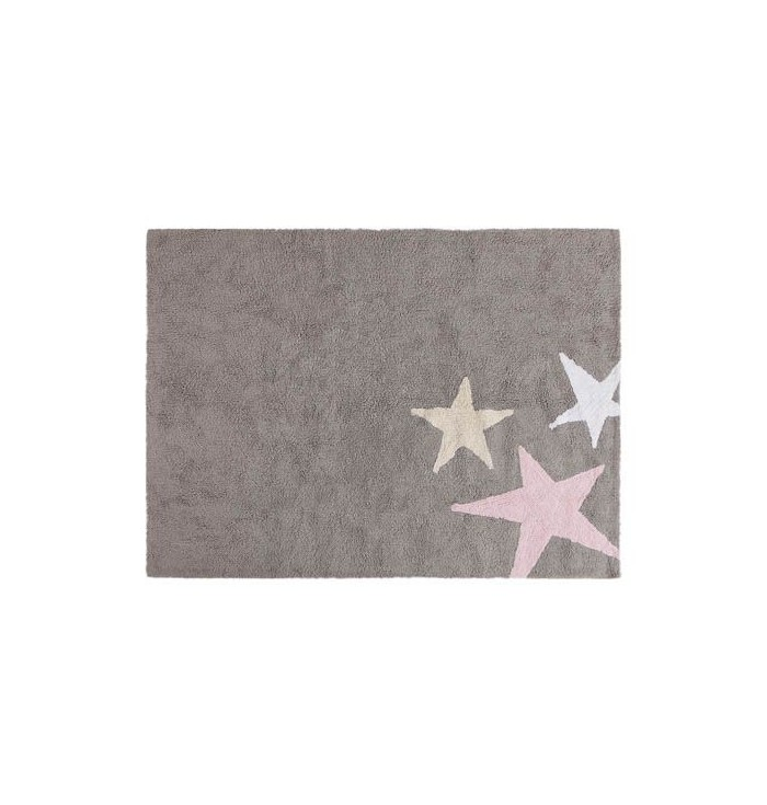 Three Stars Rug - more colors - Lorena Canals