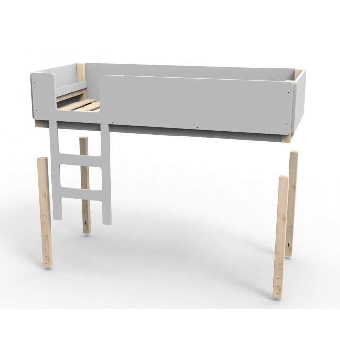 Evolution kit Discovery - single bet to bunk bed